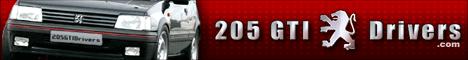 205 GTI Drivers.com